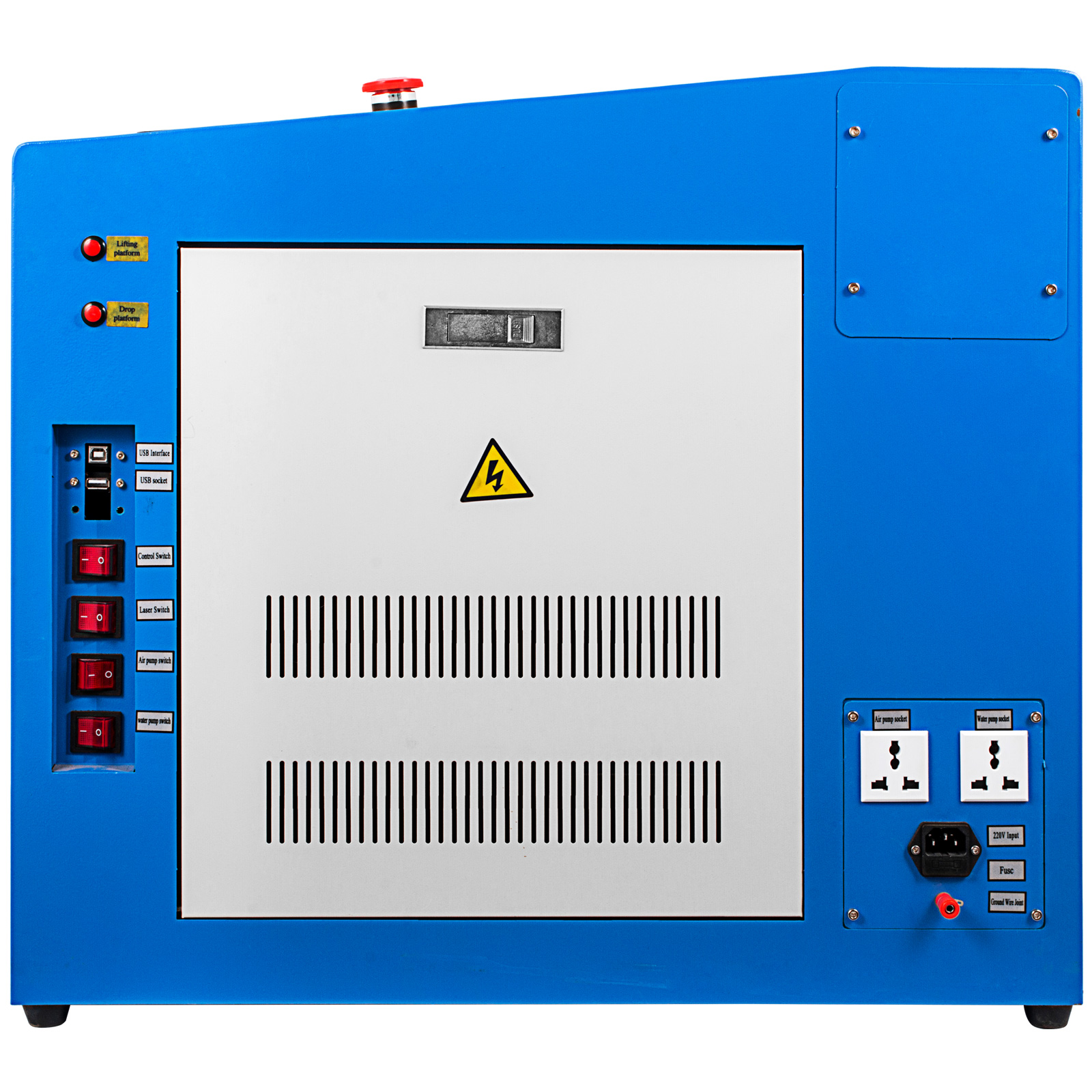 Macchina-per-Incisione-Laser-CO2-40-130W-Asse-Rotante-Tagliatrice-Incisore miniatura 29