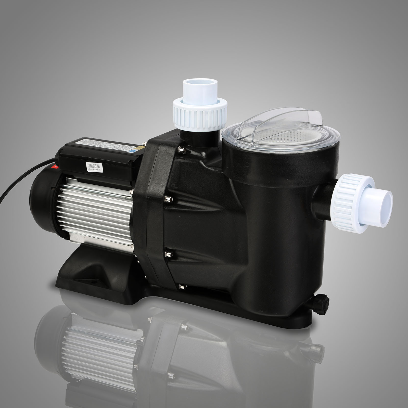 2 5hp swimming pool pump powerful above in ground - Most energy efficient swimming pool pump ...