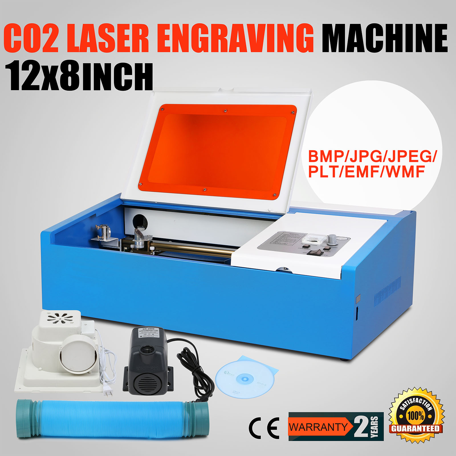 CO2-Usb-Laser-Engraving-Cutting-Machine-Engraver-Cutter-Air-Assist-Carving thumbnail 13