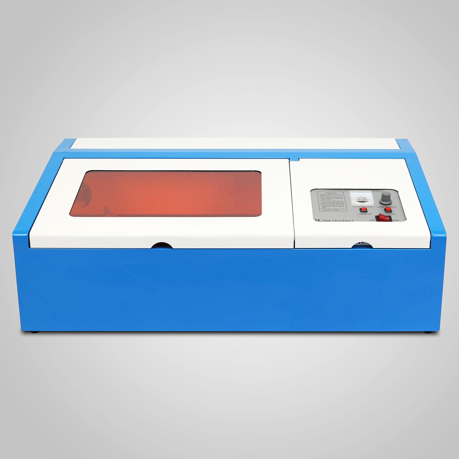 Macchina-per-Incisione-Laser-CO2-40-130W-Asse-Rotante-Tagliatrice-Incisore miniatura 16