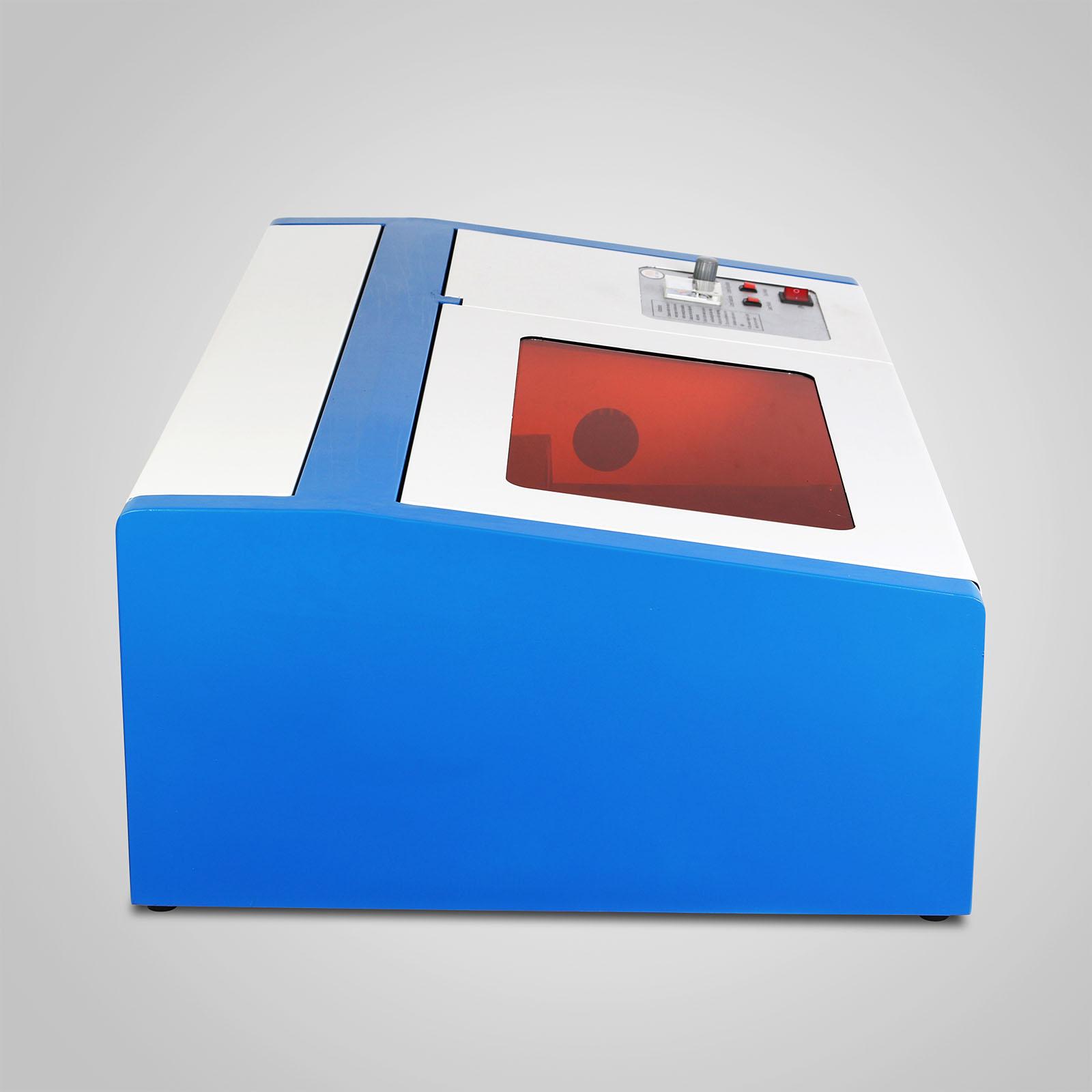 Macchina-per-Incisione-Laser-CO2-40-130W-Asse-Rotante-Tagliatrice-Incisore miniatura 17