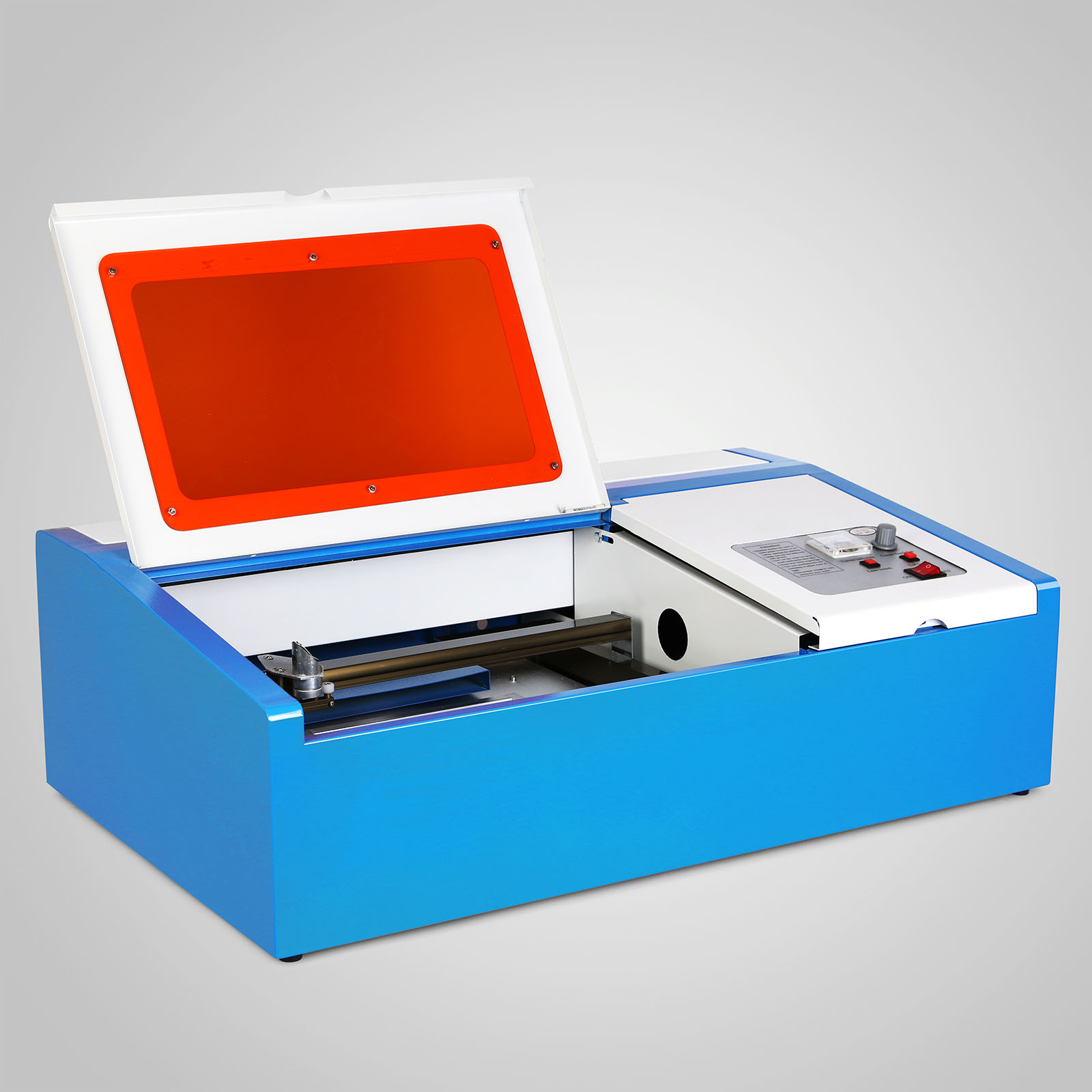 Macchina-per-Incisione-Laser-CO2-40-130W-Asse-Rotante-Tagliatrice-Incisore miniatura 19
