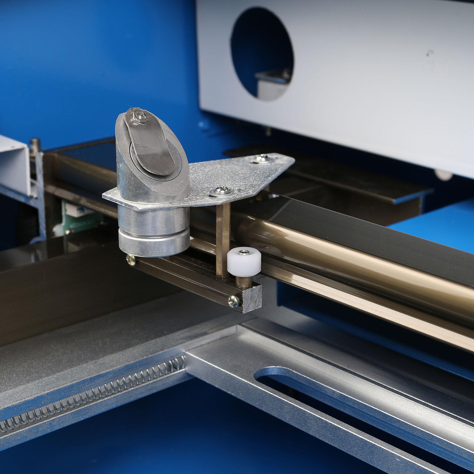 Macchina-per-Incisione-Laser-CO2-40-130W-Asse-Rotante-Tagliatrice-Incisore miniatura 21