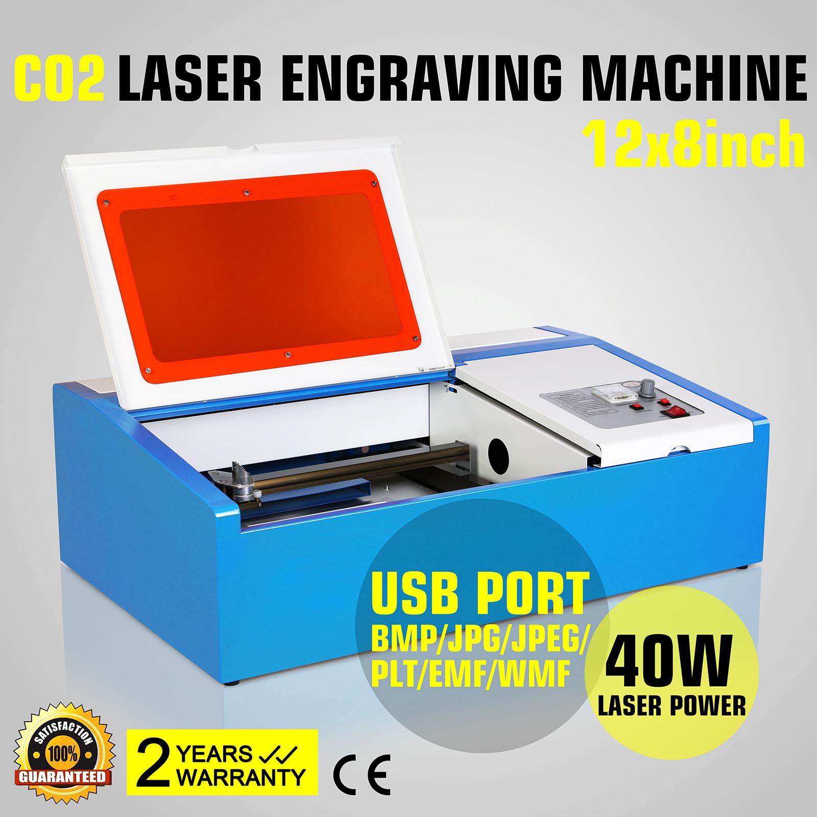 40w Usb Laser Engraver Engraving Machine Co2 Cutter