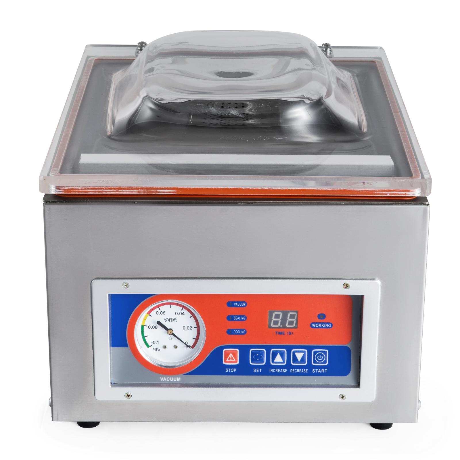 Kitchen Vacuum: FOOD VACUUM SEALER, VACUUM PACKING MACHINE, DZ-260 VACUMM