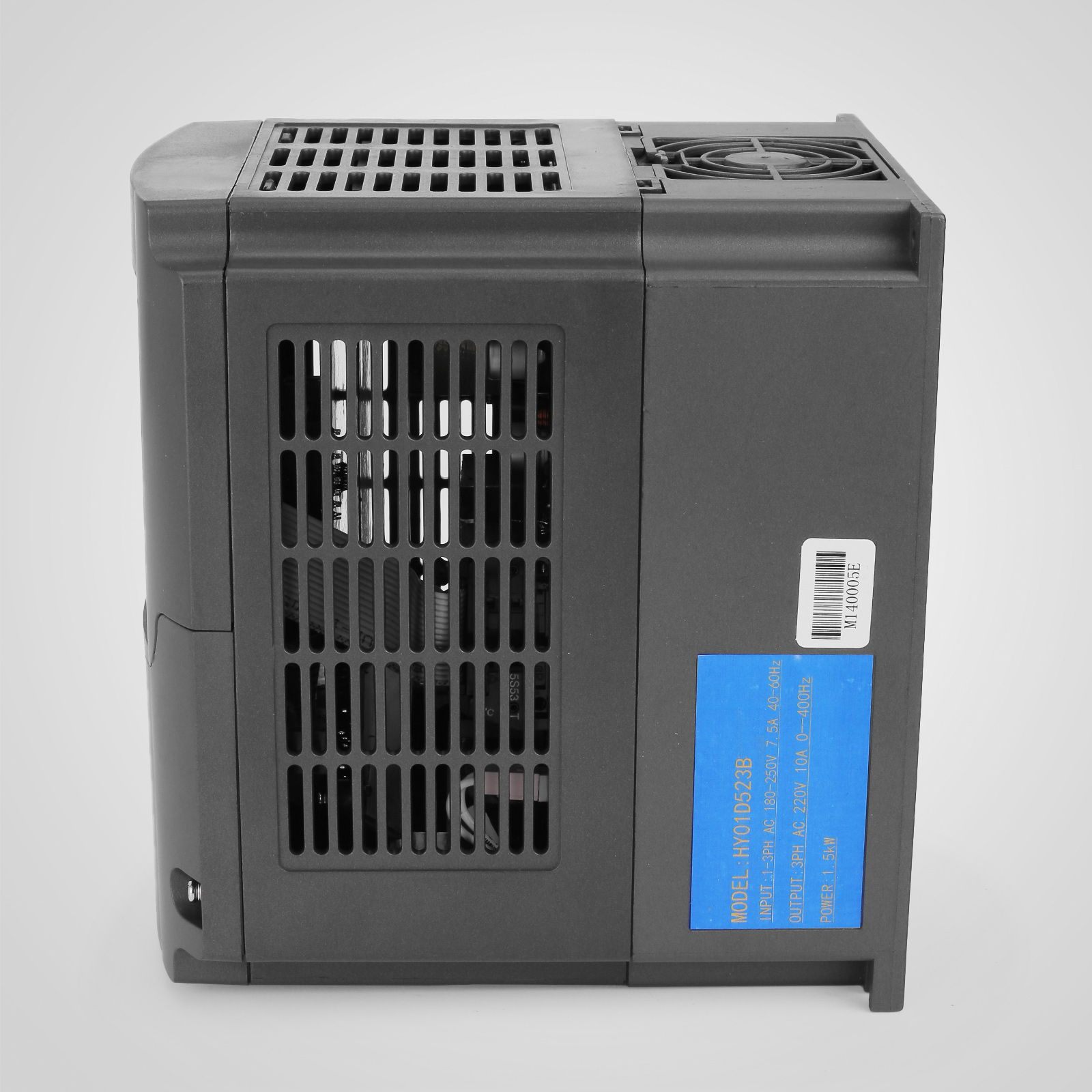 2hp 1 5kw Vfd 220 250v Variable Frequency Drive Inverter