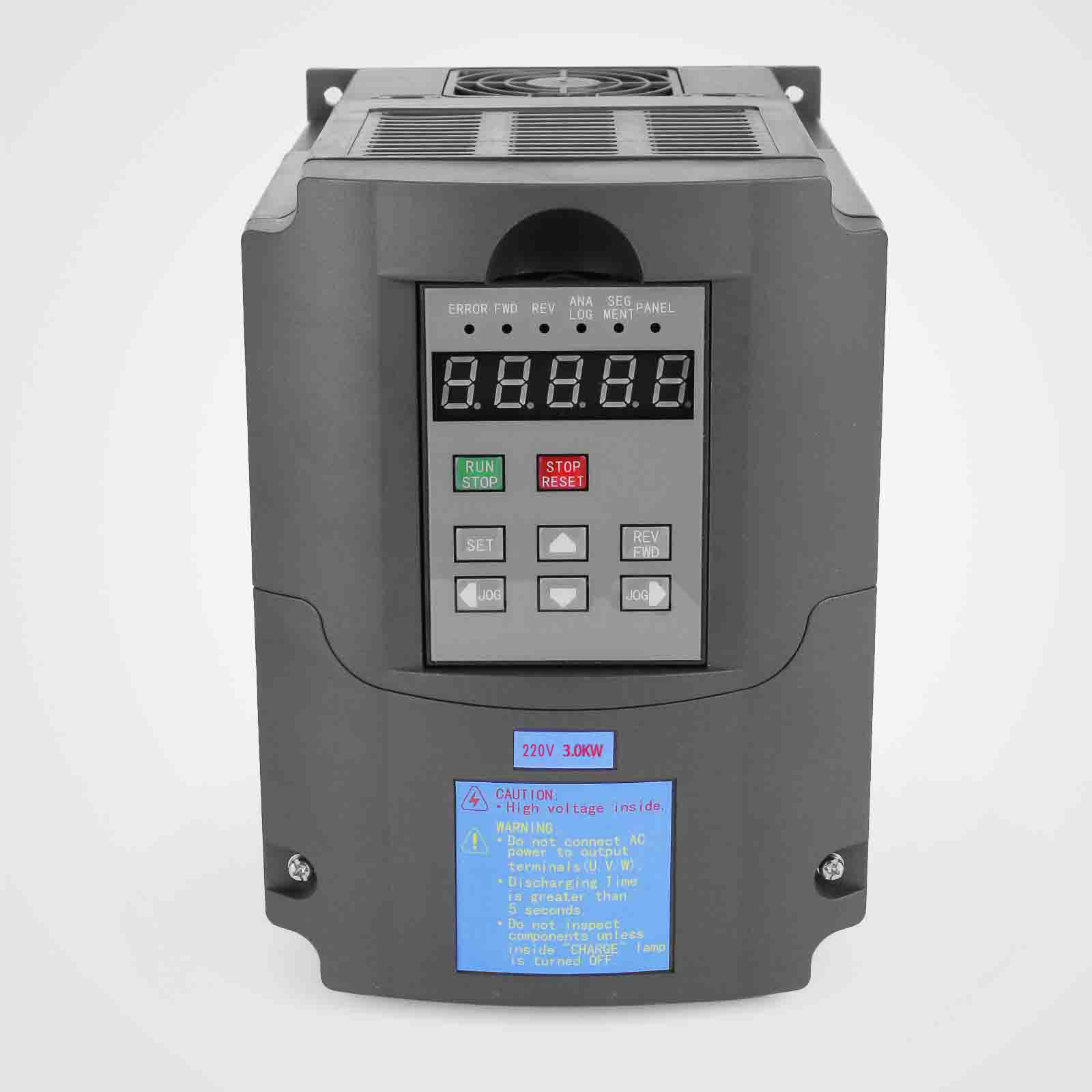 4hp 3kw Vfd Variable Frequency Drive Inverter Calculous